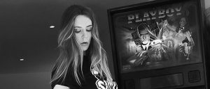 Samantha Bentley – The Luckiest Pinball Machine